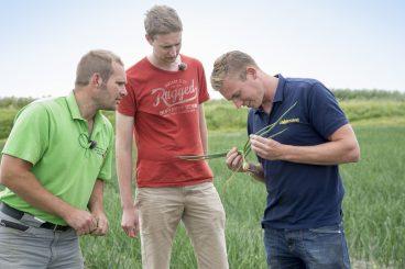 Expertbespreking NPPL-project bij NPPL-deelnemer Bart van Loon. Tussenevaluatie van maatregelen tot dusver.